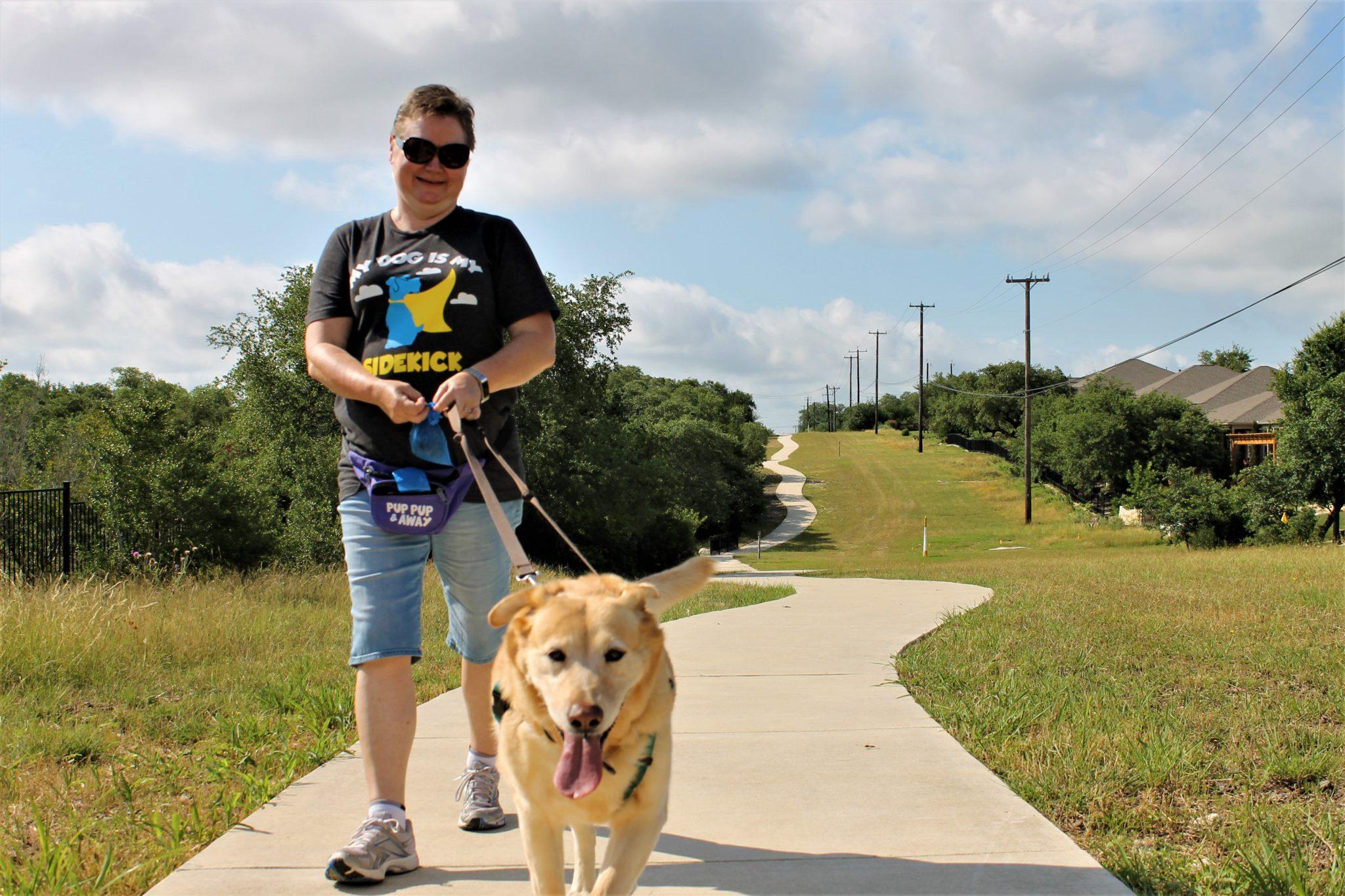 PupPupAndAwaySa Dog Training & Services San Antonio Dog Walking